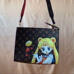 LV Sailormoon Purse